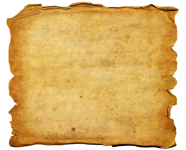 Old paper texture png. Unsigned by meridiann on