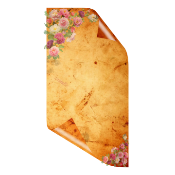Old parchment paper png. Images vectors and psd