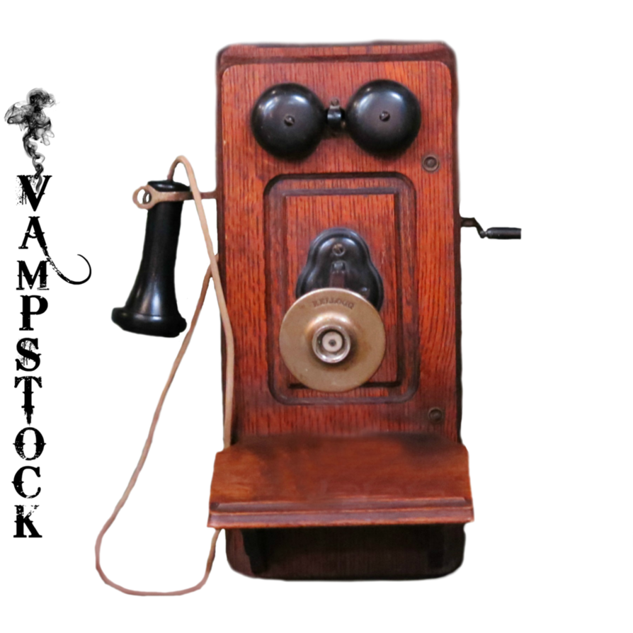 Old phone png. Vampstock by on deviantart