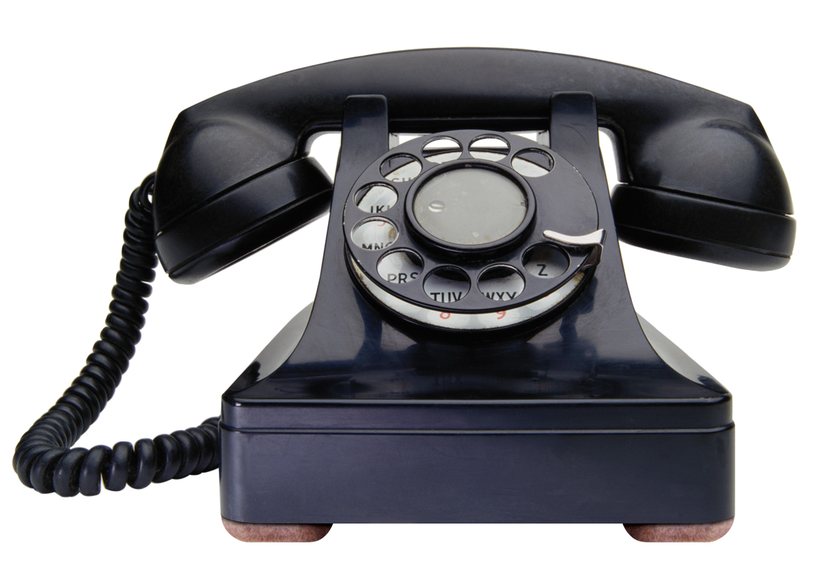 old telephone png