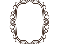 Tag vintage png. Frame vector clipart psd