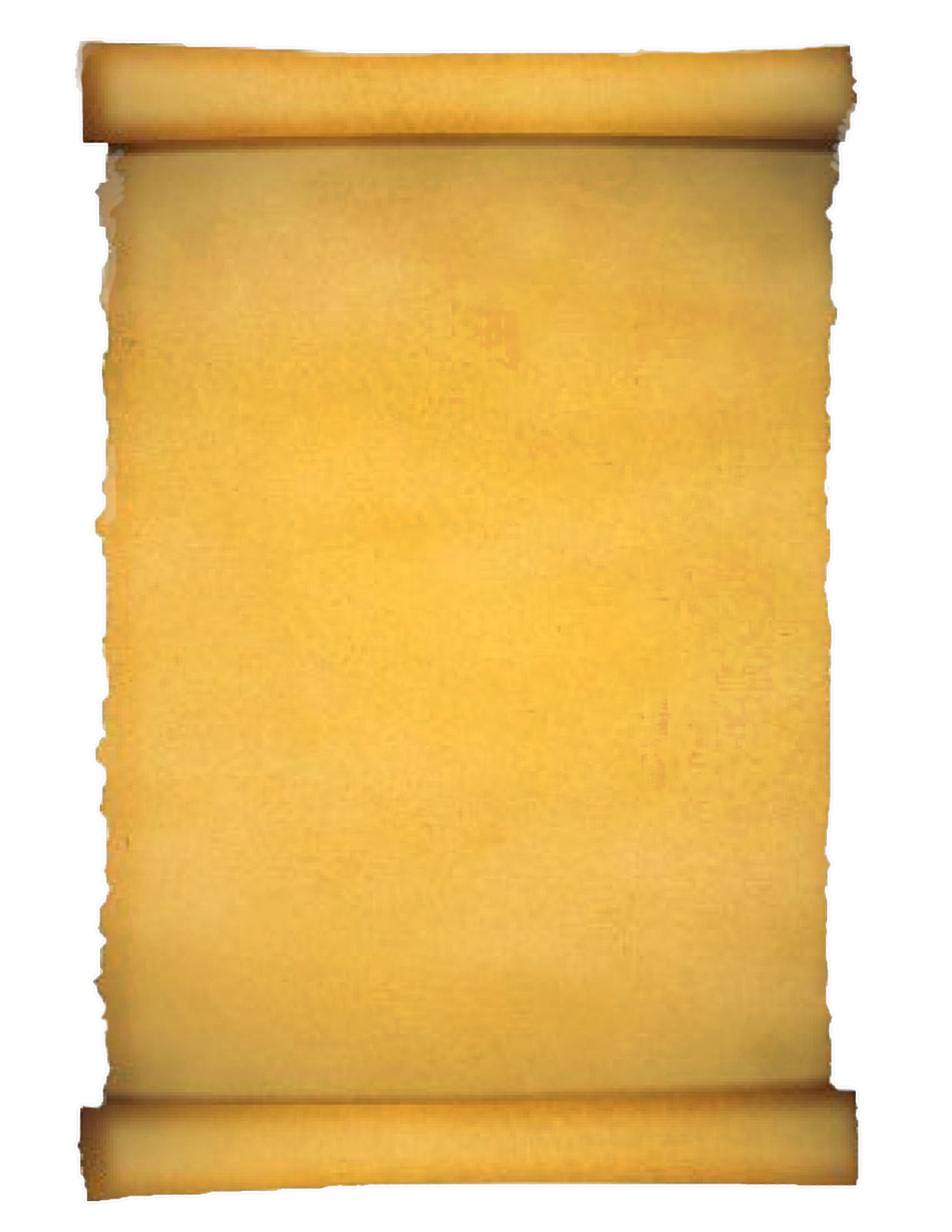 Old scroll paper png. Download free image transparent