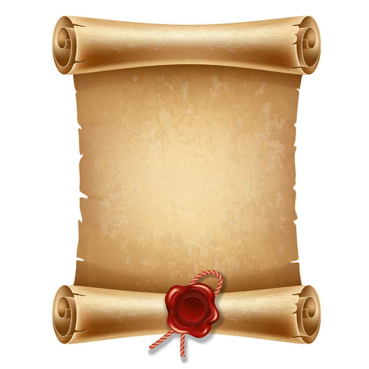 Old scroll png. Paper transprent free download