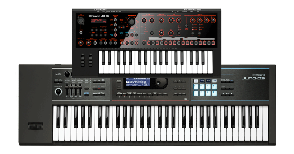 Old set of piano keys art png. Roland keyboard rigs note