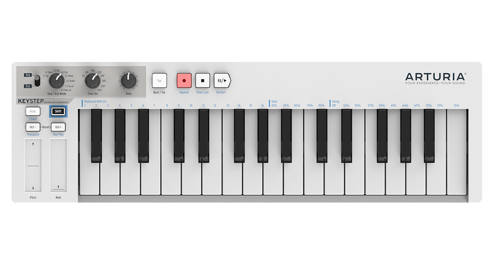 Old set of piano keys art png. Arturia overview redefining the