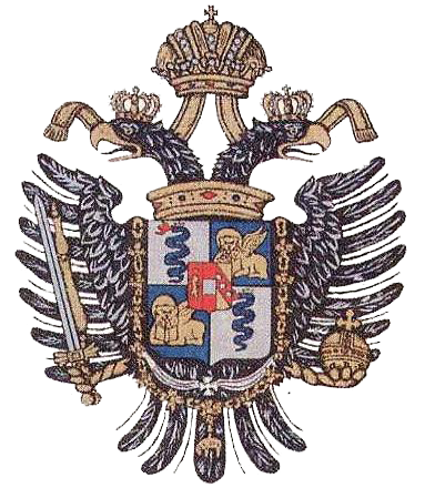 Old stamp crest png. Forged stamps of lombardy