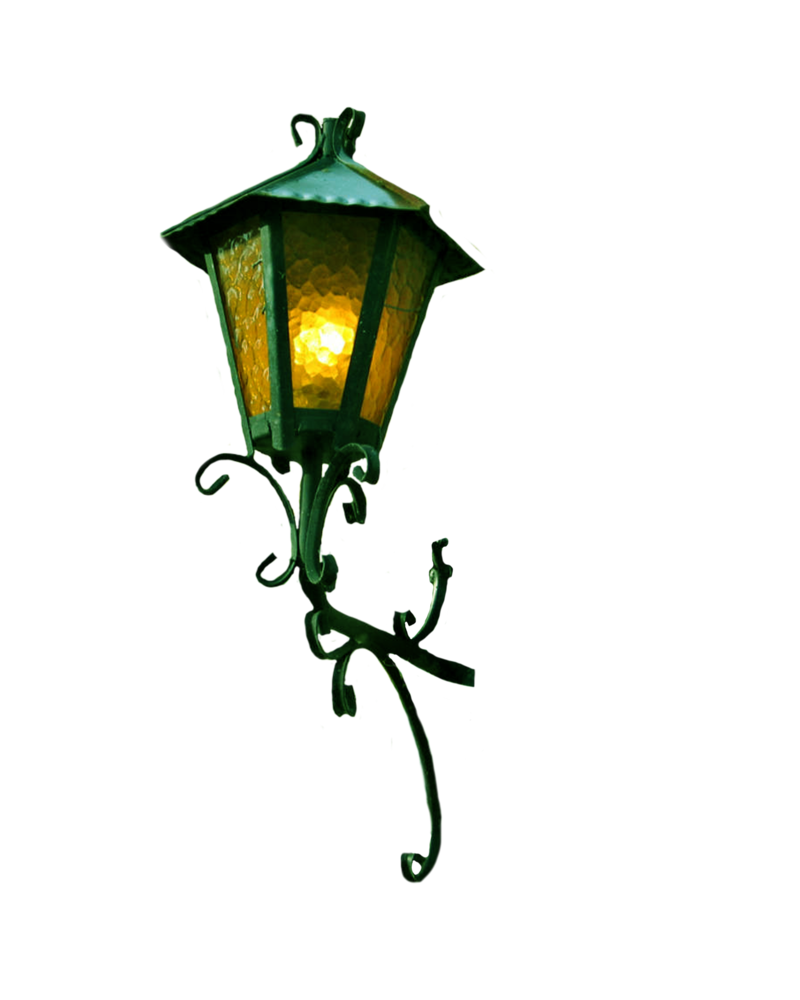 Old street lamp png. Wall by moonglowlilly great