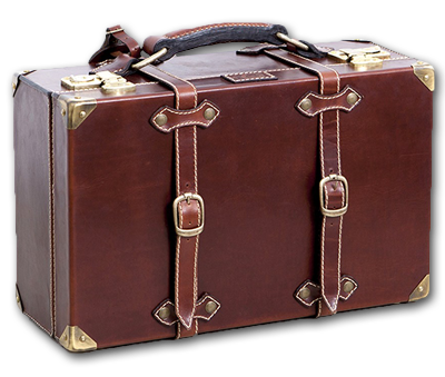 luggage vector vintage