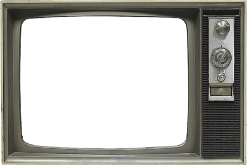 Old television png. Tv free images toppng