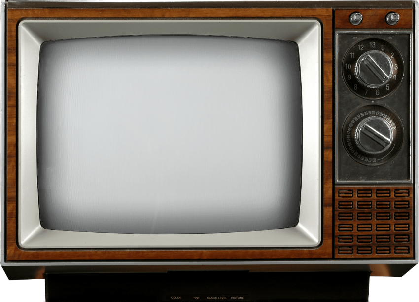 Old tv frame png. Television free images toppng