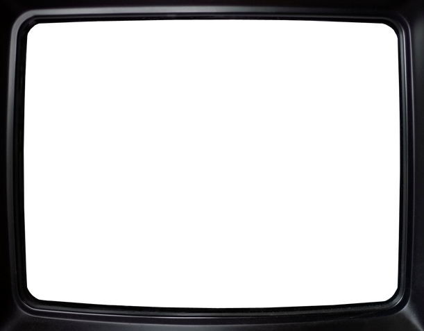 Old tv screen png. Apollo live coverage