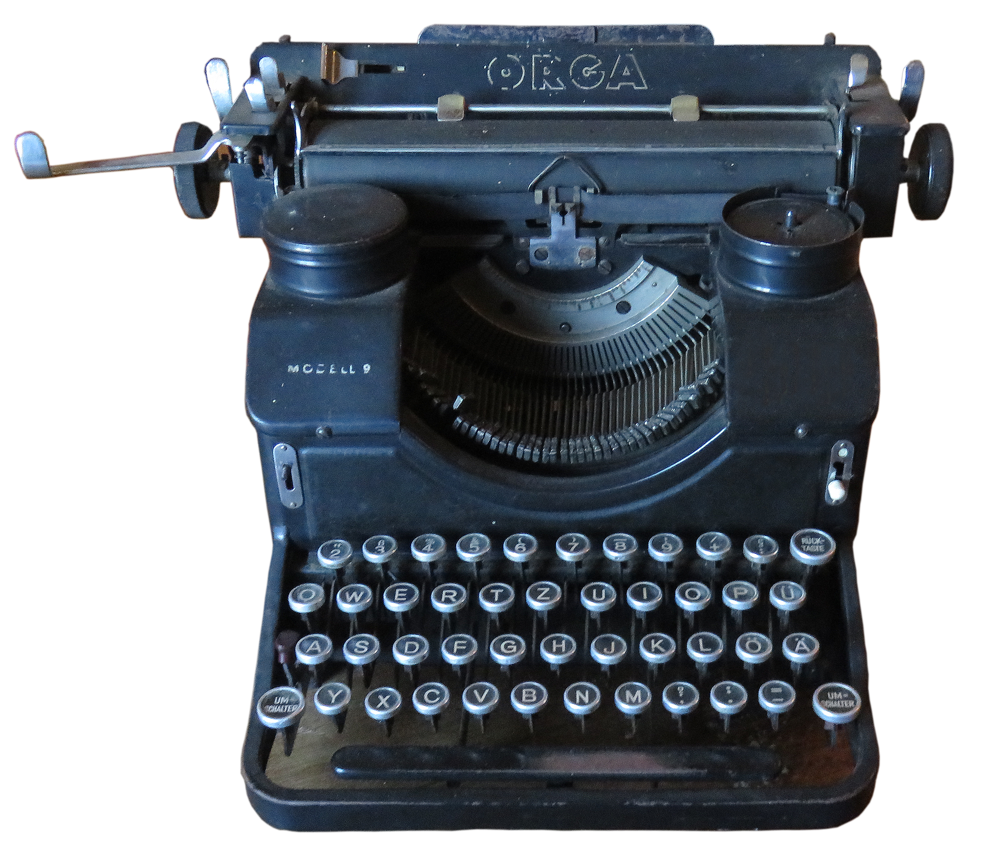 Old typewriter png. Proprcopy double space after