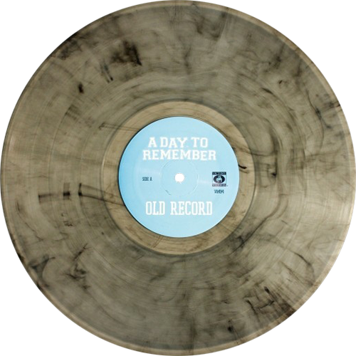 Old vinyl png. A day to remember