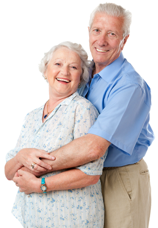 Elderly couple png. Download free dlpng this