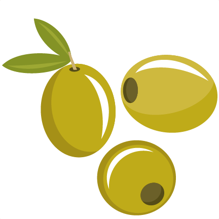 Olive clipart.