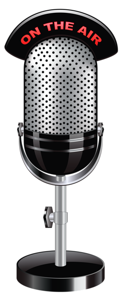 Transparent mic music png. Microphone clipart pinterest