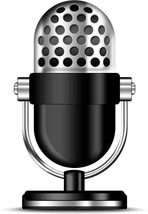 recording mic png