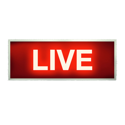 Signs png images stickpng. Transparent live on air jpg freeuse library
