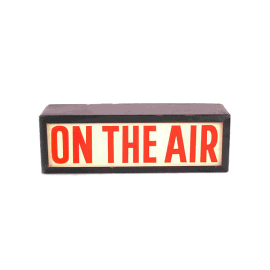 On air sign png. The transparent stickpng miscellaneous