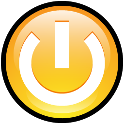On off buttons png. Button log icon soft