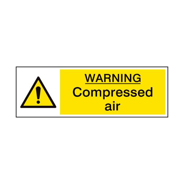 On the air sign png. Compressed garage pvc safety