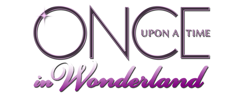 Once upon a time logo png. In wonderland release date