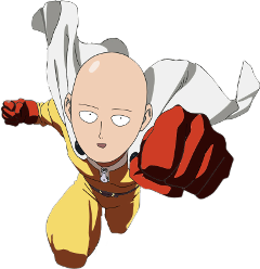 One punch man saitama png. Largest collection of free