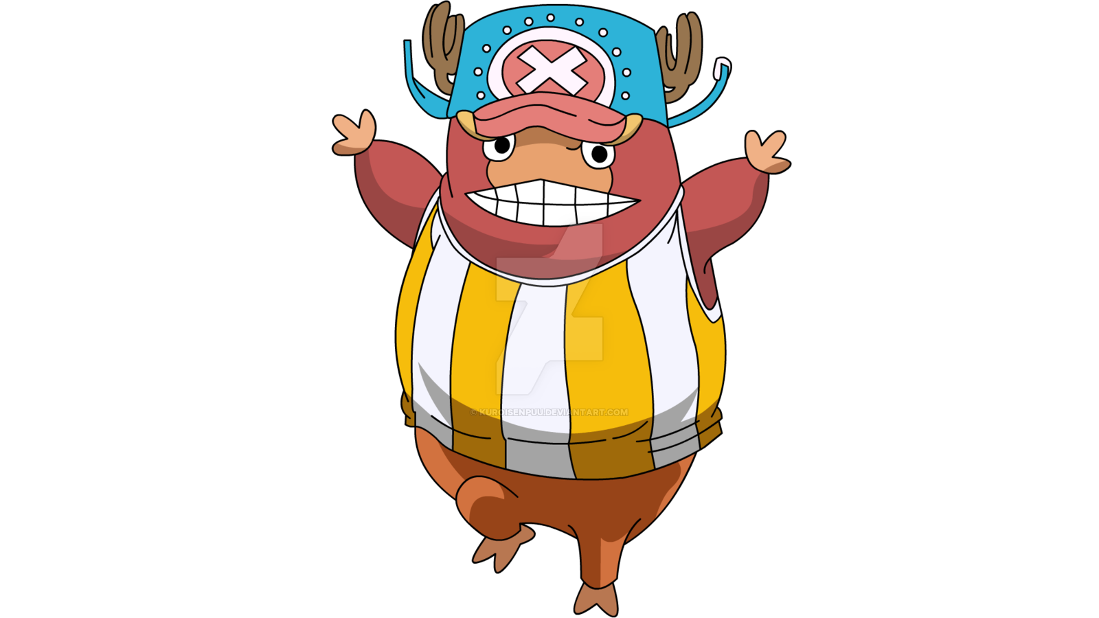 one vector piece chopper