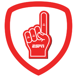 One vector foam hand. Free finger icon download