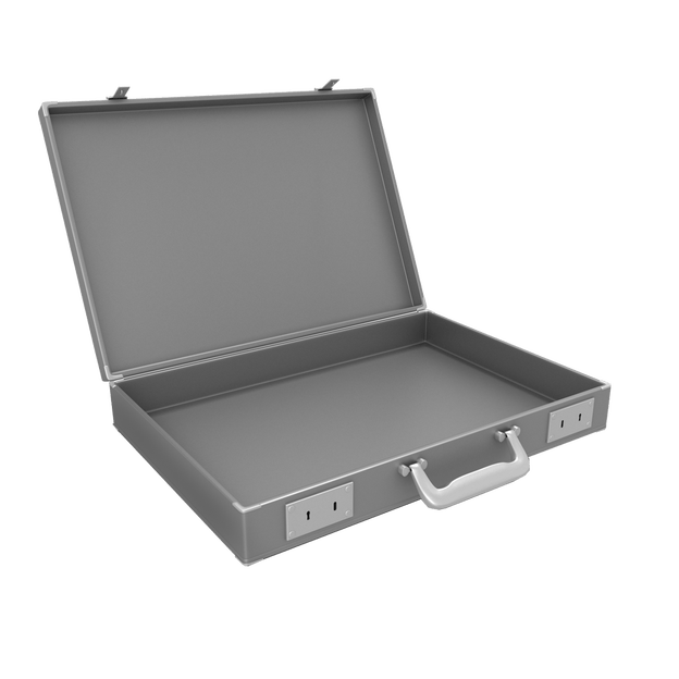 Open briefcase png