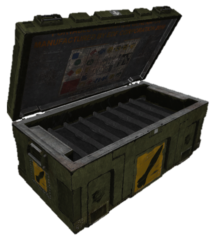 Open crate png. Image ammo serious sam