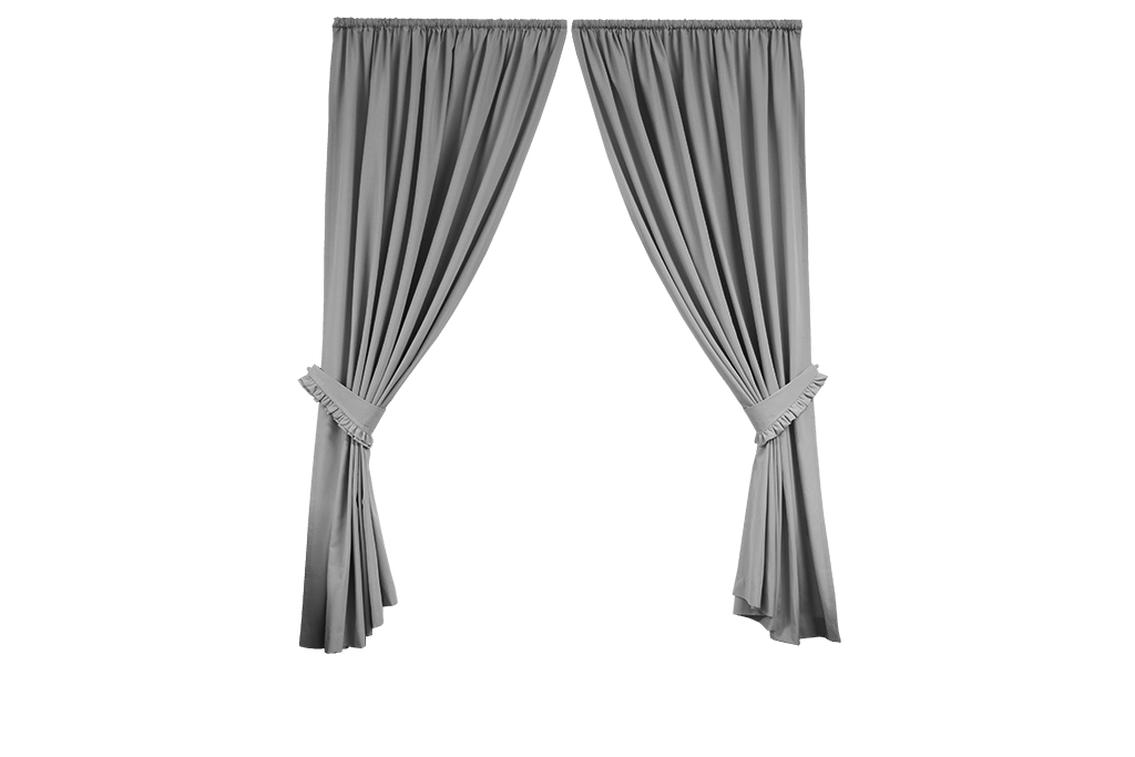 Theater vector curtain raiser. Slot top open direct