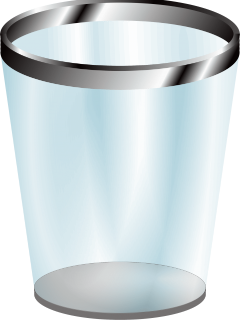 Open garbage can png. Trash free images toppng