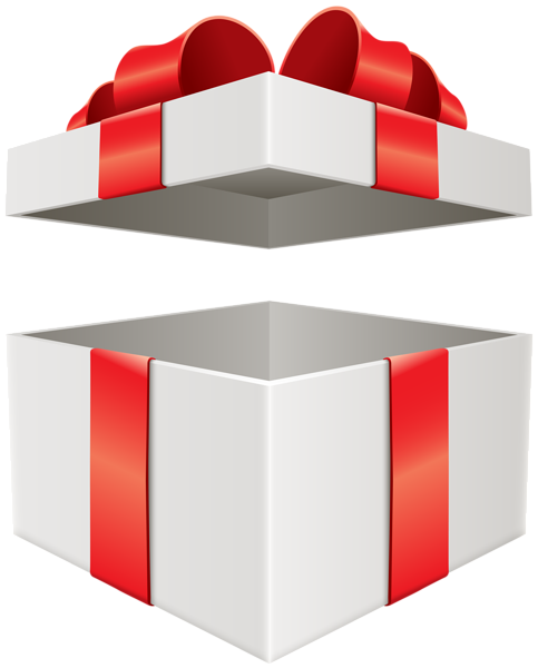 Open gift png. Box white image gallery