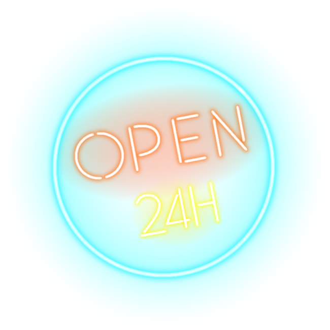 Open neon sign png. Logo stock photography brand