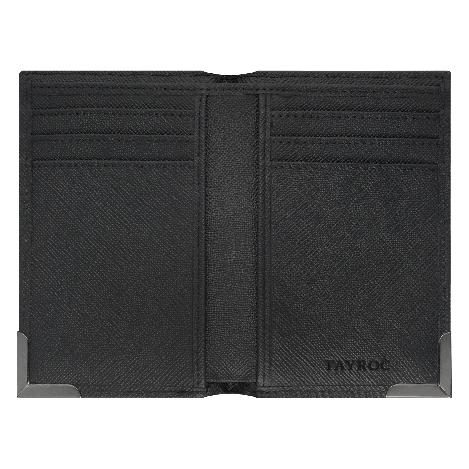 Open wallet with info png. Severn black card tayroc