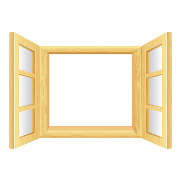 Open window png. Vectors psd and clipart
