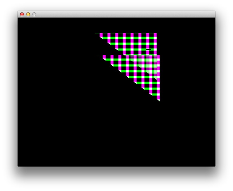 Opengl transparent blending. Alphablending repeated calls to
