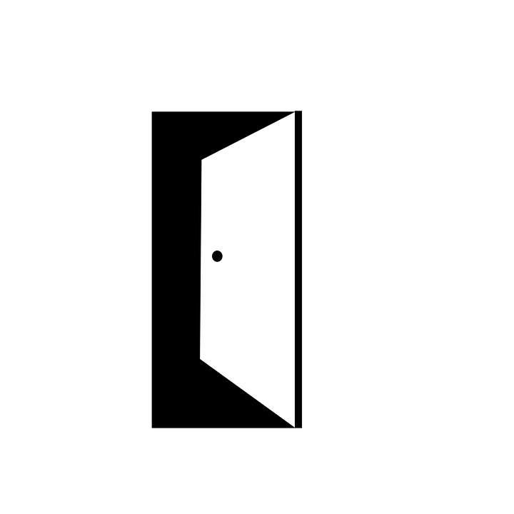 open vector door