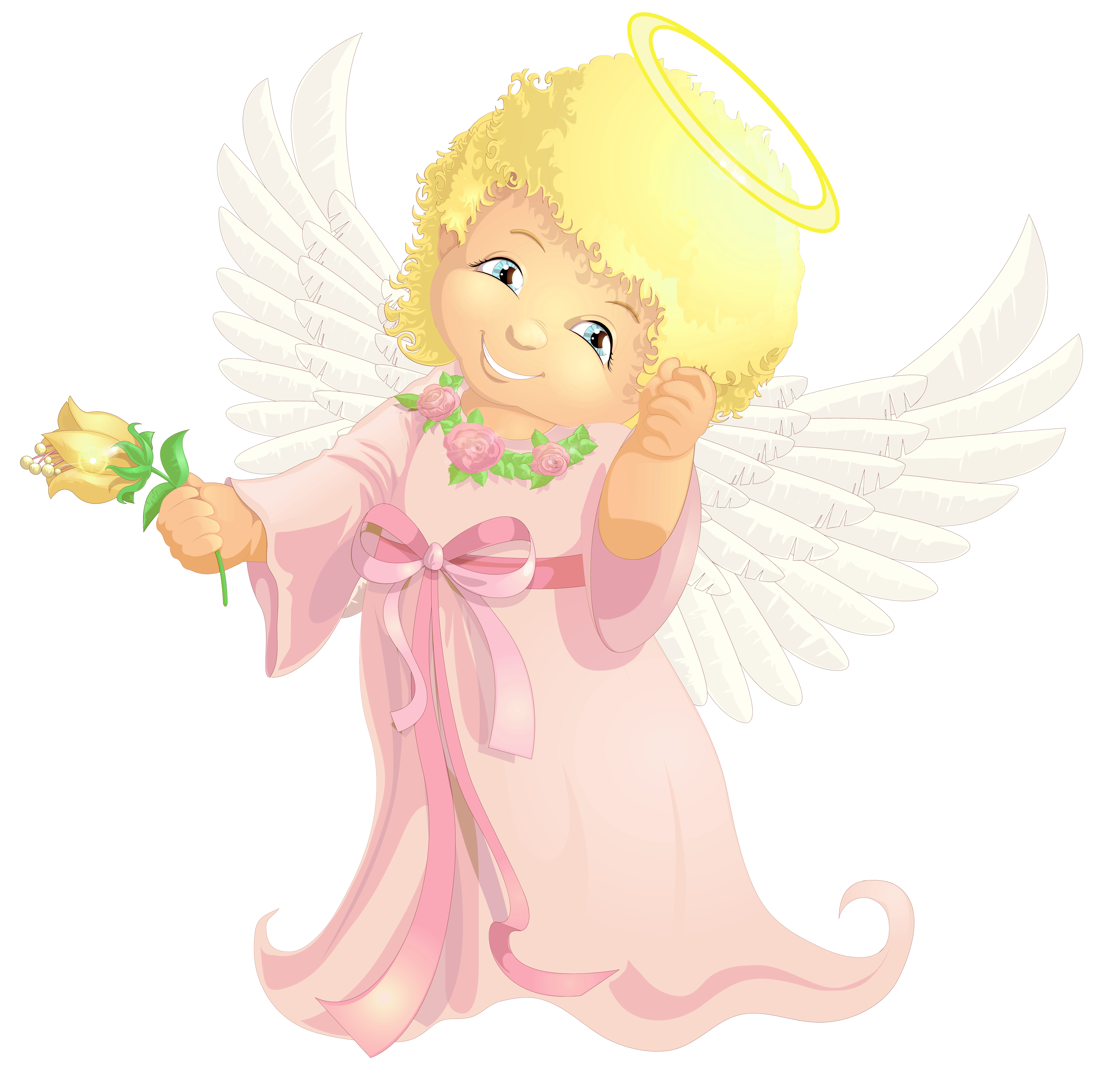 Angel transparent png. Cute clipart gallery yopriceville