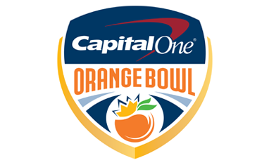 Orange bowl logo png. Capital one home of