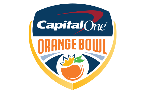 Orange bowl logo png. Image capital one logopedia