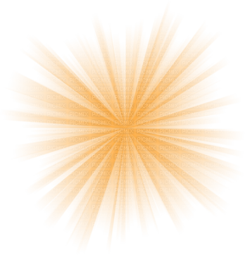 Orange burst png. Sun rays flares jitter