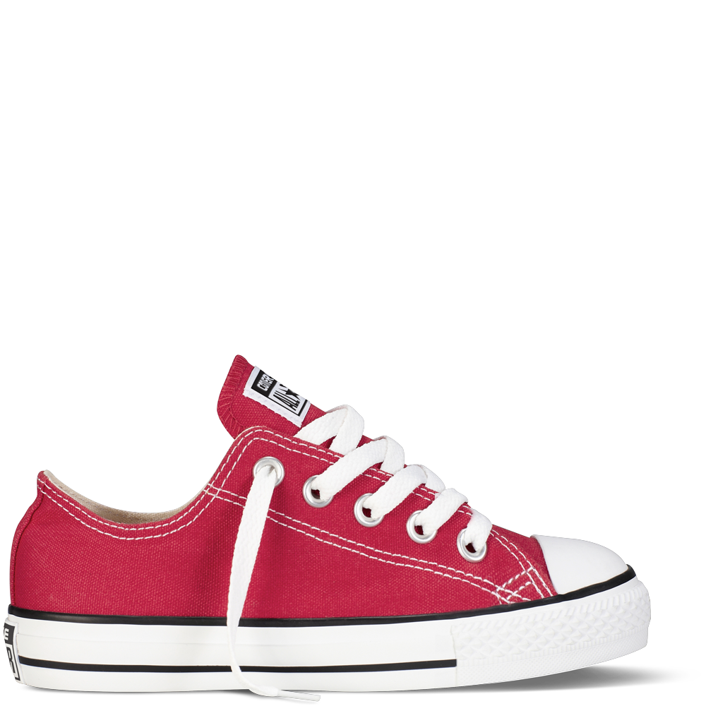 converse transparent kid