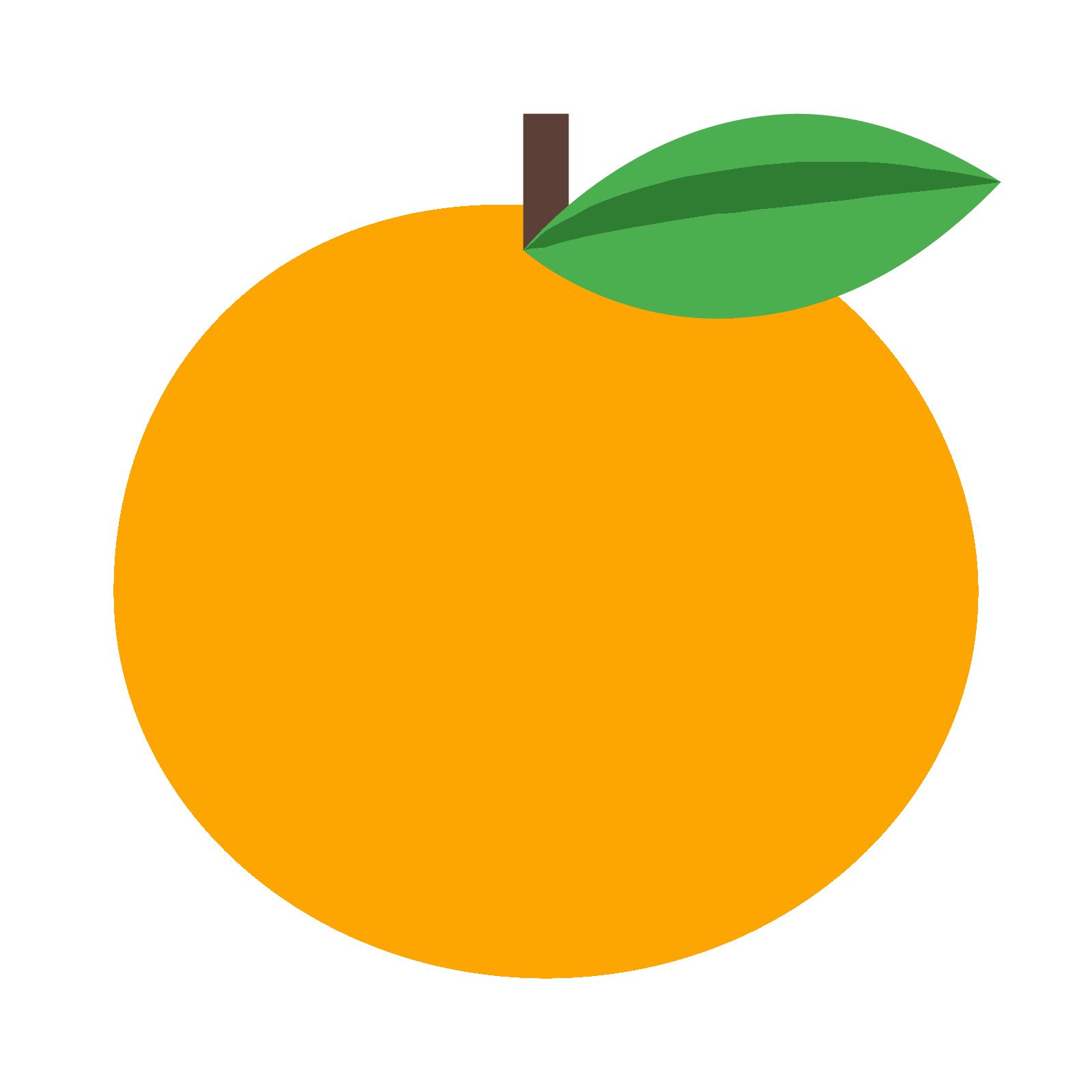 Orange dot png. Icon free download and