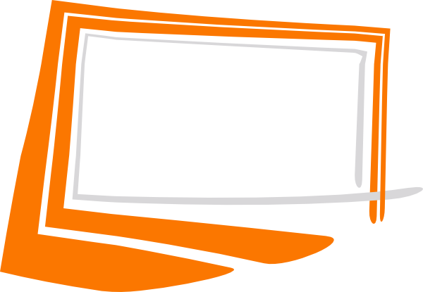Orange frame png. Image background arts