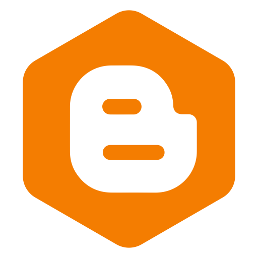 Orange hexagon png. Icons for free blogger