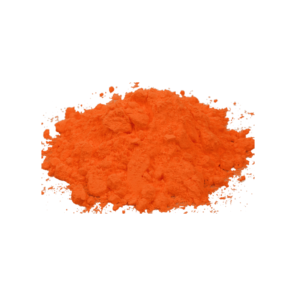 Orange smoke png. Image with transparent background