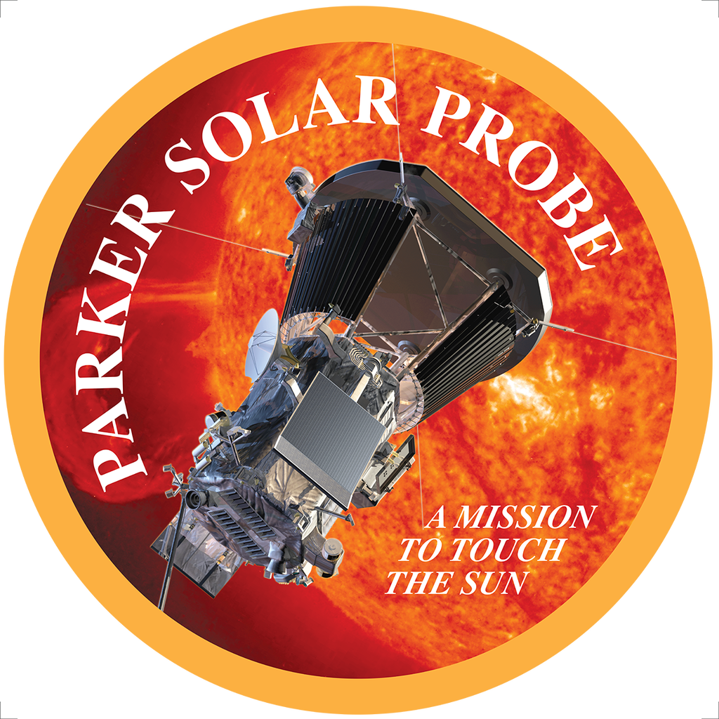 Orange star picture by nasa png. S parker solar probe