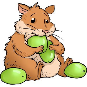 Oranges clipart hamster. Can hamsters eat grapes